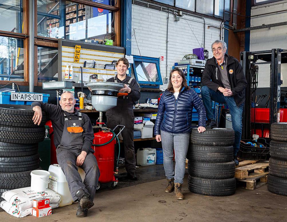 Carteam Carteam Autobedrijf Onwezen